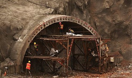 隧道初期施工支护要点