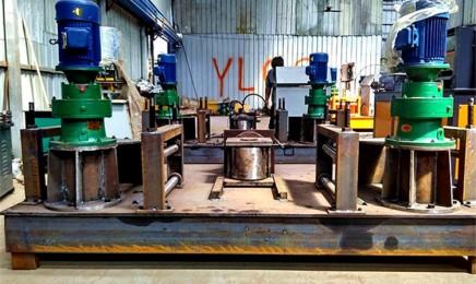 如何辨别可靠优质的工字钢冷弯机生产厂家