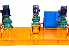 煤矿U型钢冷弯机