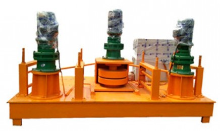 异型材T型钢冷弯机