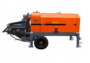 湿喷机_隧道混凝土泵送湿喷机