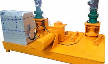 大型圆管 方管 槽钢定制冷弯机