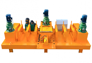 600*300H型钢冷弯机_新型工字钢弯拱机