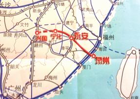 中铁10局-兴泉铁路