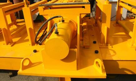 工字钢冷弯机液压缸推力如何计算