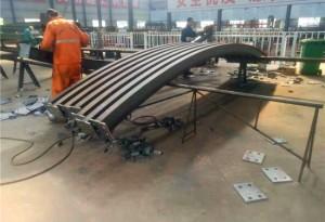 隧道支护钢拱架施工技术要点