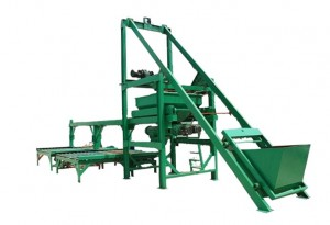预制构件布料机 混凝土预制块生产线
