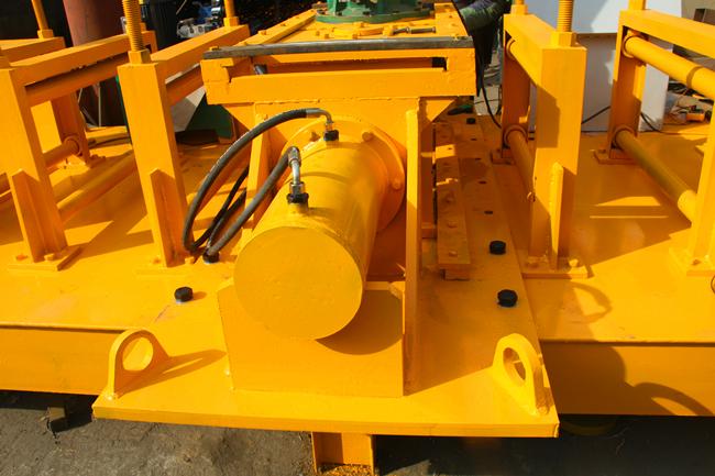 工字钢冷弯机油缸